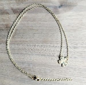 Jewelry - Golden 4-Leaf Clover Necklace